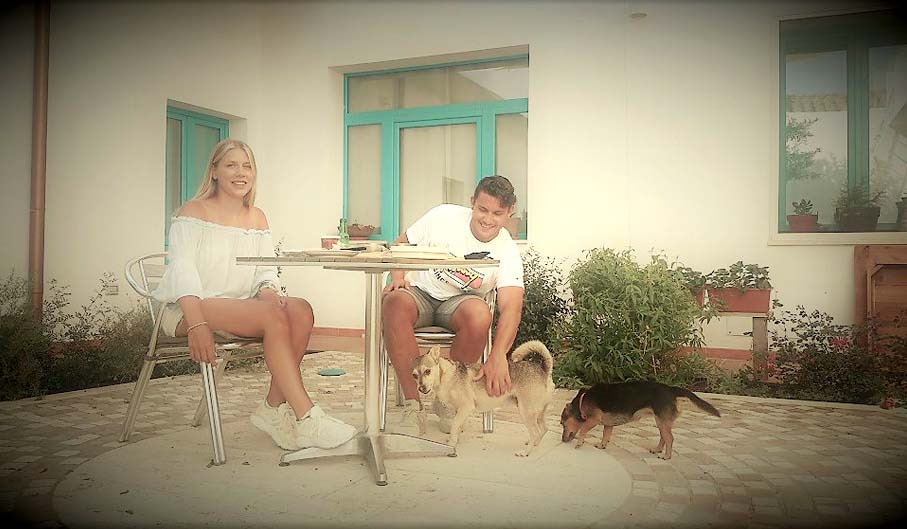 Bed and breakfast le rondini pet friendly