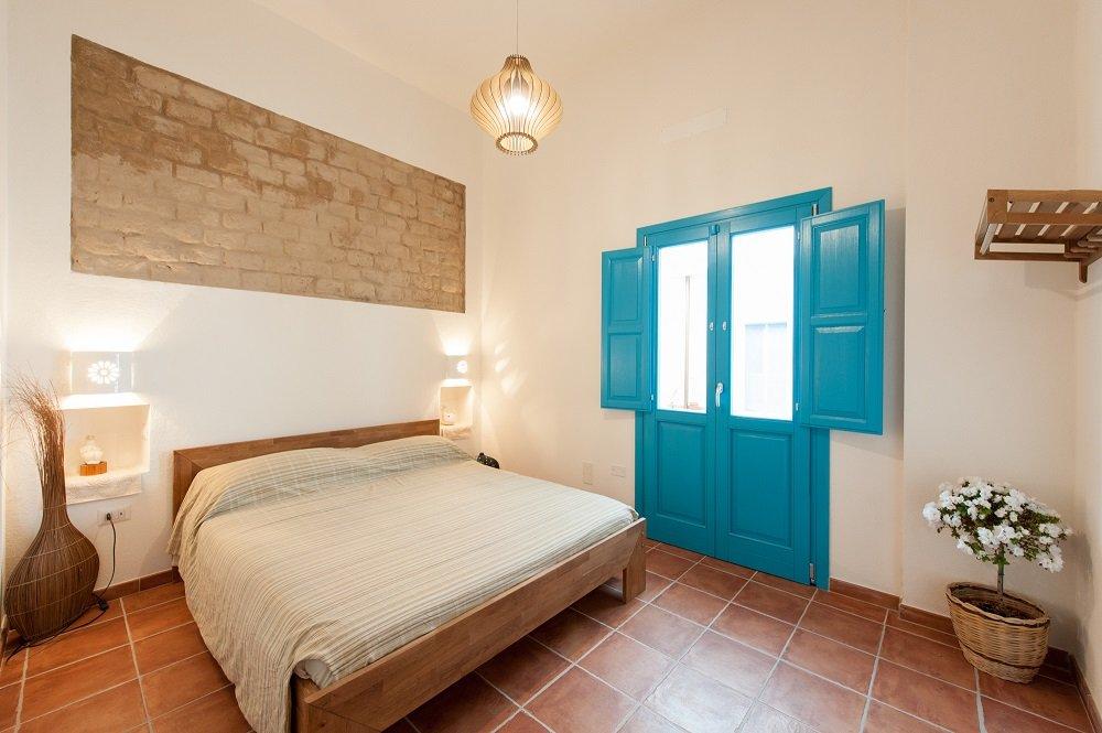 Bed and breakfast le rondini Monserrato - la camera matrimoniale