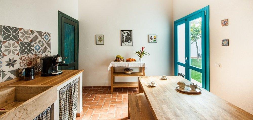 Bed and breakfast le rondini Monserrato - la cucina