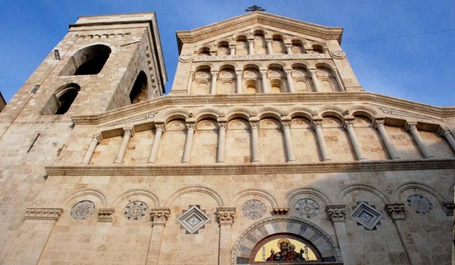 viaggi archeologici alle rovine di nora cattedrale di cagliari